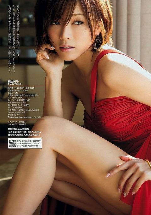 釈由美子が36歳のくせにビキニ姿がエロすぎるwwwwww★釈由美子エロ画像・14枚目の画像