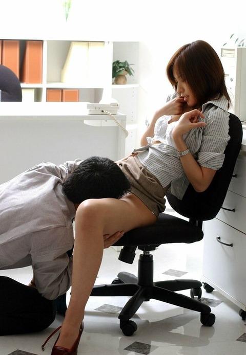 エロいOLがオフィスでHした画像がこれwwwwwww★オフィスセックスエロ画像・1枚目の画像