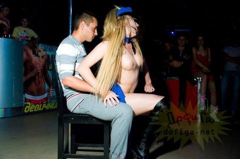 ウクライナの若者が集うエロクラブが思った以上にディープすぎてワロタwwwwwww★外国人エロ画像・25枚目の画像