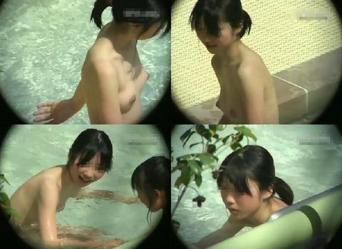盗撮でしか見れない幼女や大人女子の入浴wwwwww★盗撮エロ画像・1枚目の画像