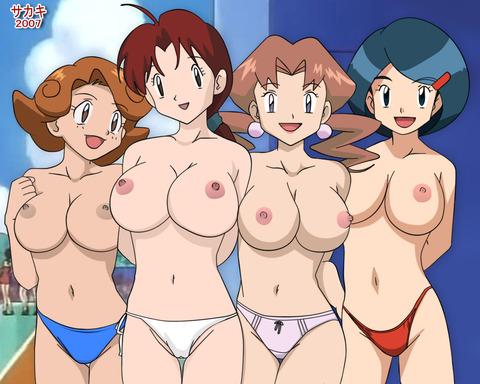 【2次元】裸の女の子がたくさんいるよww ハーレムな2次元エロ画像・18枚目の画像