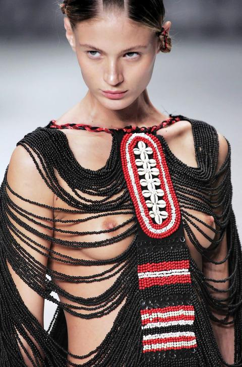 トップモデルのtkb丸出しファッションショーwwwwwww★スーパーモデルエロ画像・12枚目の画像