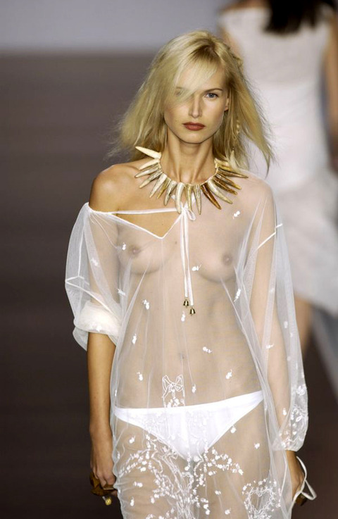 トップモデルのtkb丸出しファッションショーwwwwwww★スーパーモデルエロ画像・32枚目の画像