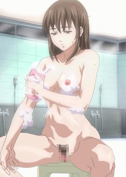 お風呂が気持ち良さそうwwwwww★2次元入浴中エロ画像・41枚目の画像