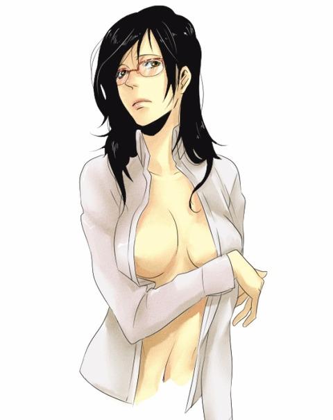 【2次元】裸にYシャツってエロいよねwww 1月も中旬に差し掛かってるし、これ見て頑張ろww・51枚目の画像