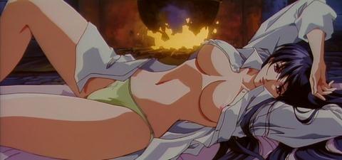 【2次元】裸にYシャツってエロいよねwww 1月も中旬に差し掛かってるし、これ見て頑張ろww・46枚目の画像