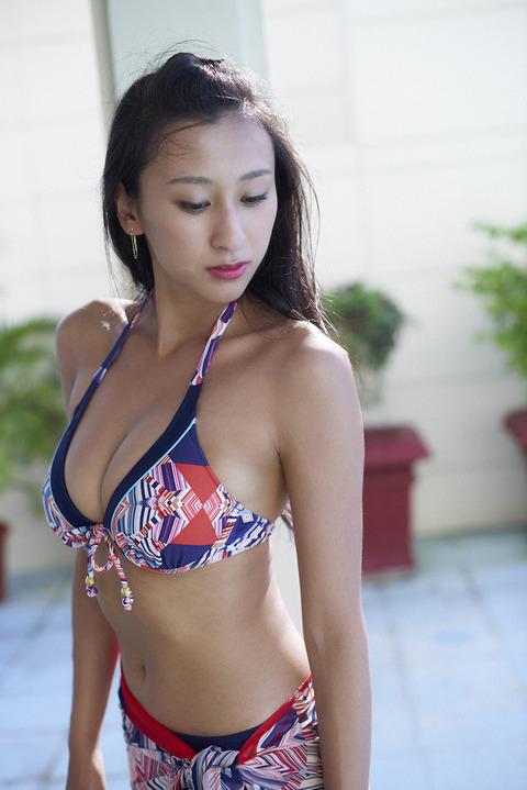 浅田舞のグラビア画像がエロ本レベルにエロいんだがwwwwwww★浅田舞エロ画像・9枚目の画像