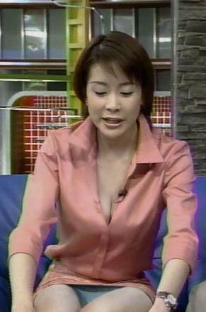 女子アナとか芸能人の胸チラとかパンチラエロくてまたヨダレ出たwwwwwww★芸能エロ画像・9枚目の画像