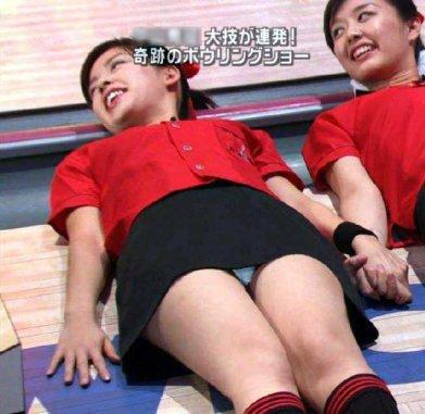 女子アナとか芸能人の胸チラとかパンチラエロくてまたヨダレ出たwwwwwww★芸能エロ画像・40枚目の画像