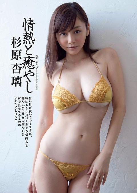 32歳でこの身体はエロすぎだろwwwwww★杉原杏璃エロ画像・4枚目の画像