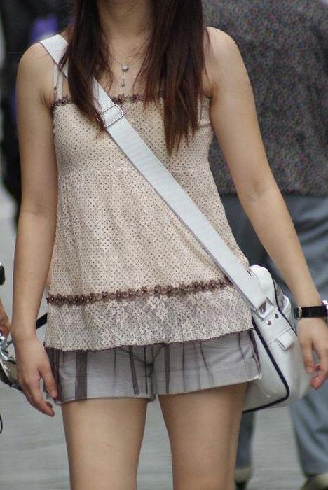 真夏のパイスラまじヤバすwwwwwww★素人街撮りエロ画像・19枚目の画像