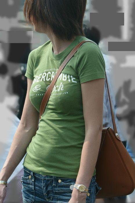 真夏のパイスラまじヤバすwwwwwww★素人街撮りエロ画像・6枚目の画像