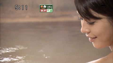 テレビで放送された芸能人やアイドルが極限まで露出した入浴シーンをまとめてみたwwwwww★入浴エロ画像・45枚目の画像
