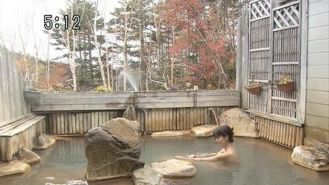 テレビで放送された芸能人やアイドルが極限まで露出した入浴シーンをまとめてみたwwwwww★入浴エロ画像・48枚目の画像