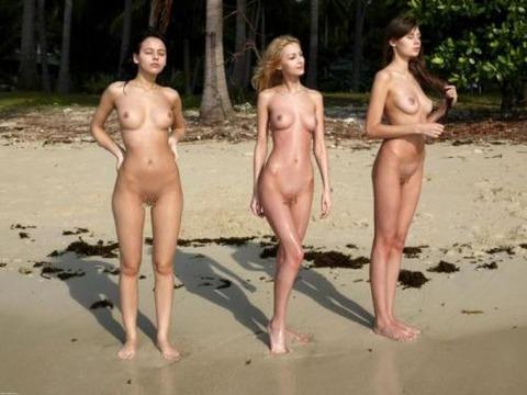不純な動機でヌーディストビーチに行くビッチな外人たちの画像まとめwwwwwww★外国人エロ画像・7枚目の画像