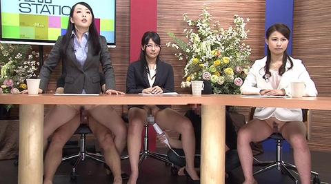 【 悲報 】女子アナが生放送で下半身が全快wwwwwww・5枚目の画像