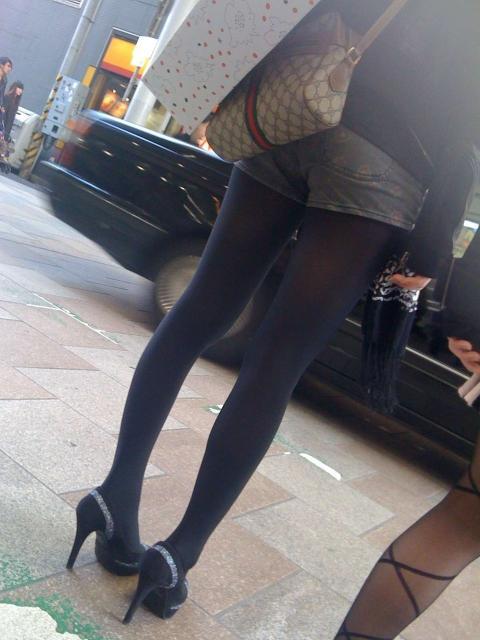 ホットパンツ女の強烈な尻のめり込み良いわぁwwwwwww★素人街撮りエロ画像・9枚目の画像
