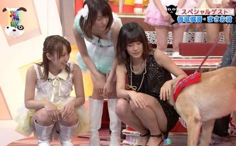 芸能人、アイドル、女子アナの決定的なパンチラがエロ過ぎてまたヨダレ出たwwwwwww★芸能お宝エロ画像・2枚目の画像