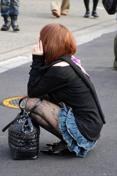 こんなエロい網タイツ履いてると素人と言えども勃起しそうなんだがwwwwwwww★素人網タイツ・黒ストエロ画像・14枚目の画像