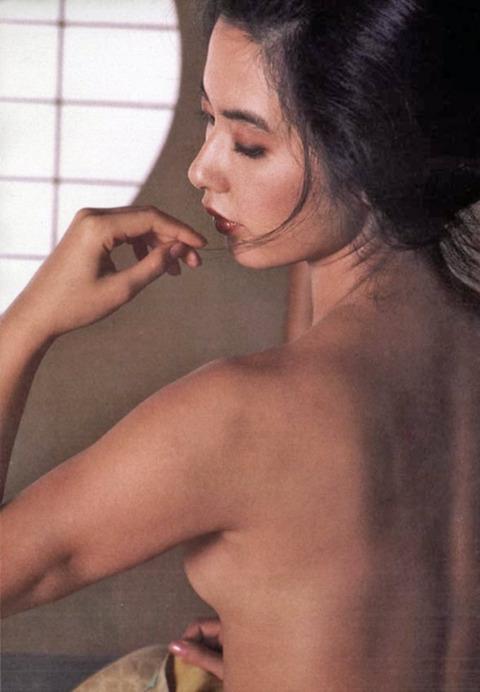 サスペンス女優の映画おっぱいとヌードおっぱいとマン毛wwwwwww★名取裕子エロ画像・50枚目の画像