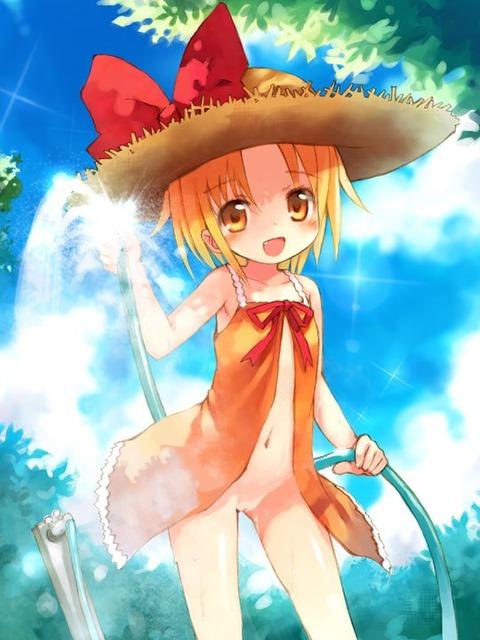 【2次元】夏だから麦わら帽子とか良いんじゃないかと思って集めた画像wwwwwww★2次元麦わら帽子エロ画像・37枚目の画像