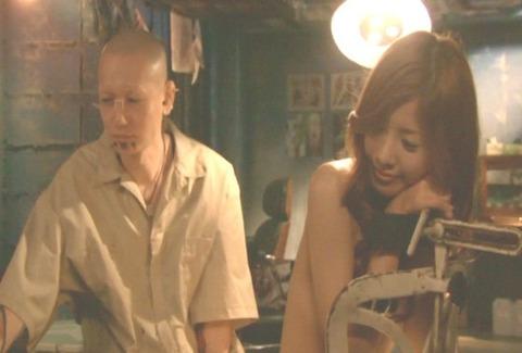 【画像】吉高由里子のおっぱい丸出しの濡れ場を46枚にまとめ直してみたwwwwwwww★吉高由里子エロ画像・10枚目の画像