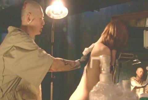 【画像】吉高由里子のおっぱい丸出しの濡れ場を46枚にまとめ直してみたwwwwwwww★吉高由里子エロ画像・9枚目の画像