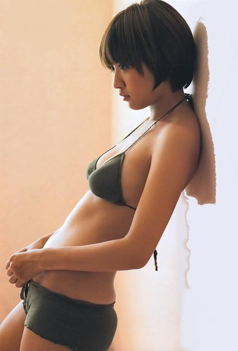 夏菜 (26)モビットのCMでお馴染み女優の過激な水着画像とヌード映画の一部の画像★夏菜エロ画像・3枚目の画像