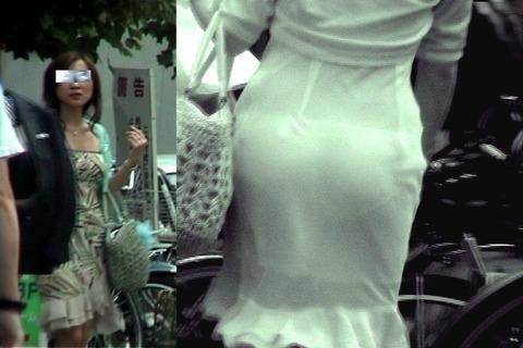 赤外線カメラ盗撮でパンツもブラも丸見え過ぎるエロ画像32枚・40枚目の画像