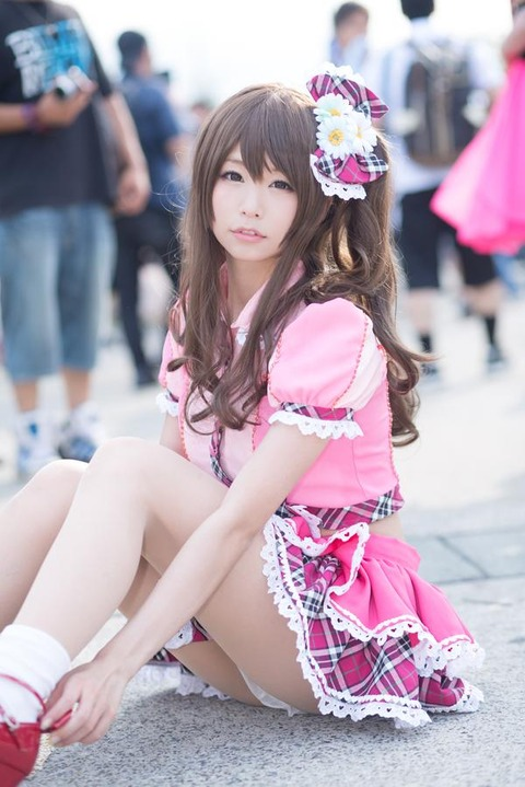 激カワ少女がサンバパレードでまさかのオパイぽろり事件発生!!・155枚目の画像