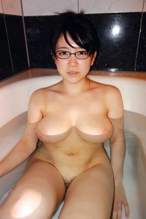 芋ブス巨乳という性処理には最適な女のエロ画像26枚・10枚目の画像