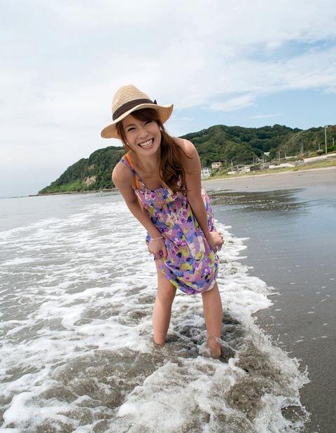 【個人撮影】俺氏、巨乳美女を愛人にして常夏の島へセックス旅行するのが生き甲斐ですwwwwwwハメ撮りエロ画像★・11枚目の画像
