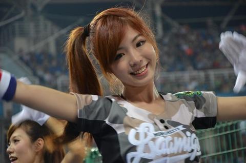 【美女限定】台湾チアガールに応援してもらいたすぎるンゴwwwwwww(エロ画像あり)・21枚目の画像