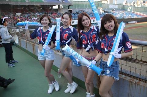 【美女限定】台湾チアガールに応援してもらいたすぎるンゴwwwwwww(エロ画像あり)・3枚目の画像