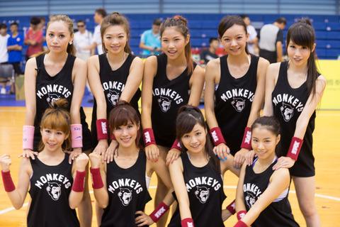 【美女限定】台湾チアガールに応援してもらいたすぎるンゴwwwwwww(エロ画像あり)・27枚目の画像