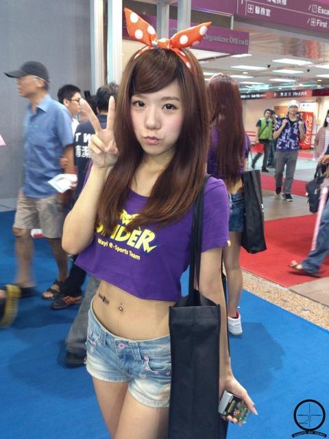 【美女限定】台湾チアガールに応援してもらいたすぎるンゴwwwwwww(エロ画像あり)・22枚目の画像