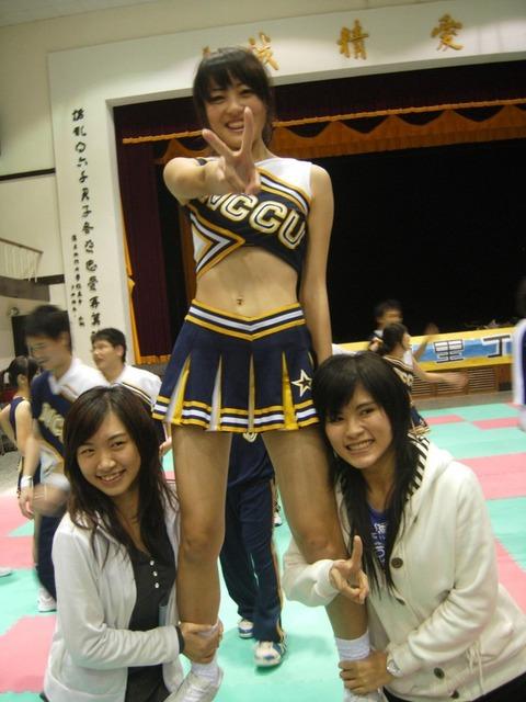 【美女限定】台湾チアガールに応援してもらいたすぎるンゴwwwwwww(エロ画像あり)・26枚目の画像
