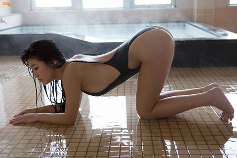 【エロノーベル賞】競泳水着・スク水を考えた人は神だと思うんだがwwwwwwwww(エロ画像あり)・15枚目の画像