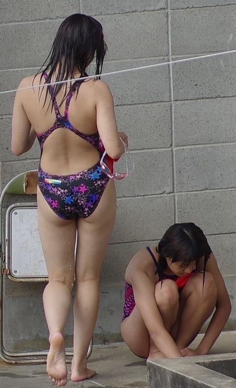 【エロノーベル賞】競泳水着・スク水を考えた人は神だと思うんだがwwwwwwwww(エロ画像あり)・32枚目の画像