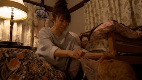 【深田恭子】着衣巨乳だけではなく過激下着まで披露してくれた深キョンが神すぐるwwwwwww(エロキャプ画像あり)・21枚目の画像