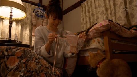 【深田恭子】着衣巨乳だけではなく過激下着まで披露してくれた深キョンが神すぐるwwwwwww(エロキャプ画像あり)・22枚目の画像