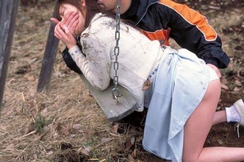 【世も末】ガチ強姦レイプの様子が大量流出・・・・・・(画像あり)・17枚目の画像