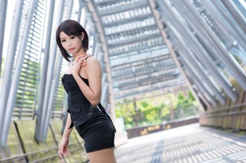 【速報】巨乳ドスケベボディーの中国人美女を見つけたぞwwwwww(画像あり)・4枚目の画像