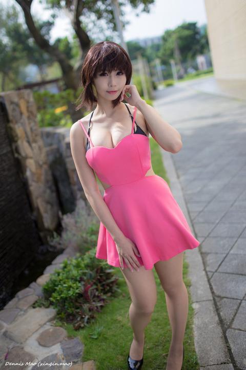 【速報】巨乳ドスケベボディーの中国人美女を見つけたぞwwwwww(画像あり)・15枚目の画像