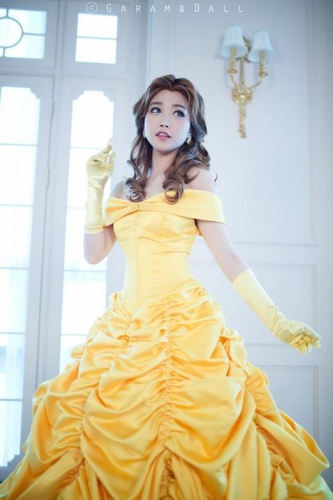 韓国整形美女レイヤーがぐうしこなエロ画像40枚・2枚目の画像