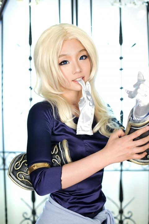 韓国整形美女レイヤーがぐうしこなエロ画像40枚・35枚目の画像