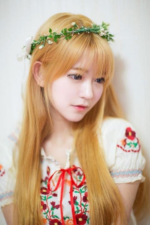 韓国整形美女レイヤーがぐうしこなエロ画像40枚・15枚目の画像