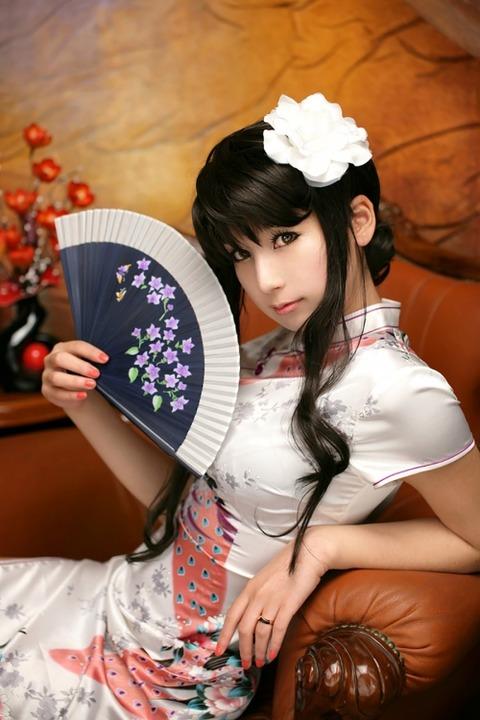 韓国整形美女レイヤーがぐうしこなエロ画像40枚・10枚目の画像