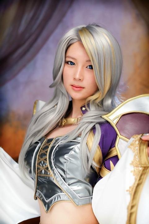 韓国整形美女レイヤーがぐうしこなエロ画像40枚・23枚目の画像