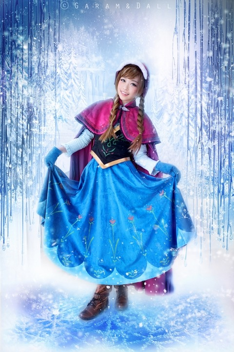 韓国整形美女レイヤーがぐうしこなエロ画像40枚・20枚目の画像